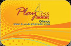Play 4Less Card