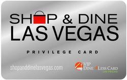 Shop & Dine Las Vegas - Las Vegas