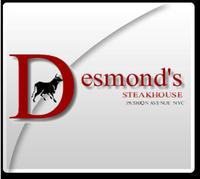 Desmond's Steakhouse - New York City