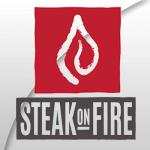 Steak on Fire
