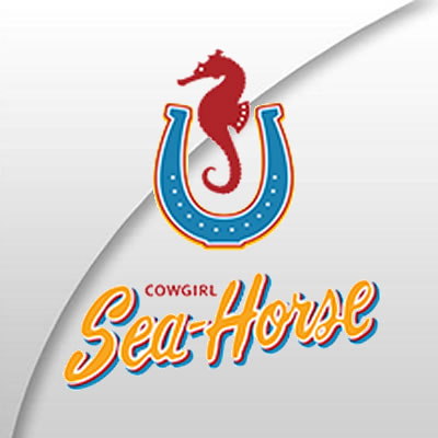 Cowgirl Sea-Horse