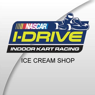 I-Drive NASCAR Ice Cream Shop