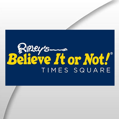 Ripley's Believe it or Not! - NYC