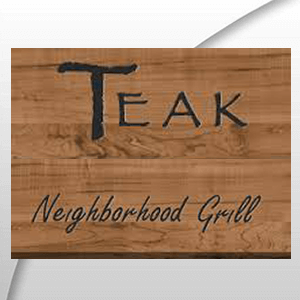 Teak Neighborhood Grill