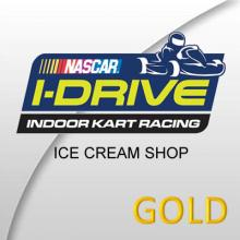 I-Drive NASCAR Ice Cream Shop