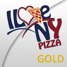 I Love NY Pizza Gold