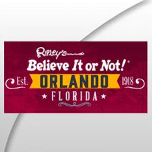 Ripley's Believe It or Not! Orlando Odditorium